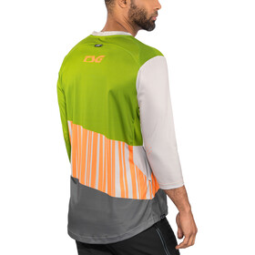 TSG Swamp 3/4 LS Jersey Herren olive-acid orange